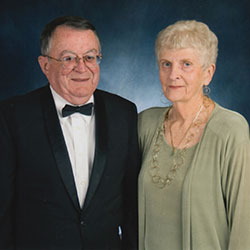 John and Dolores Goodier